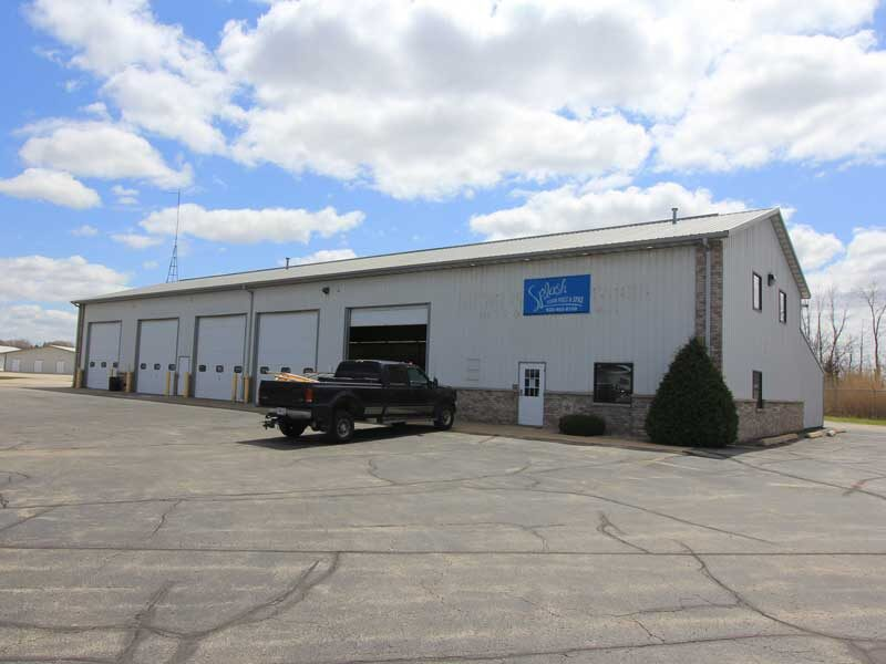 1846 Industrial Drive For Lease